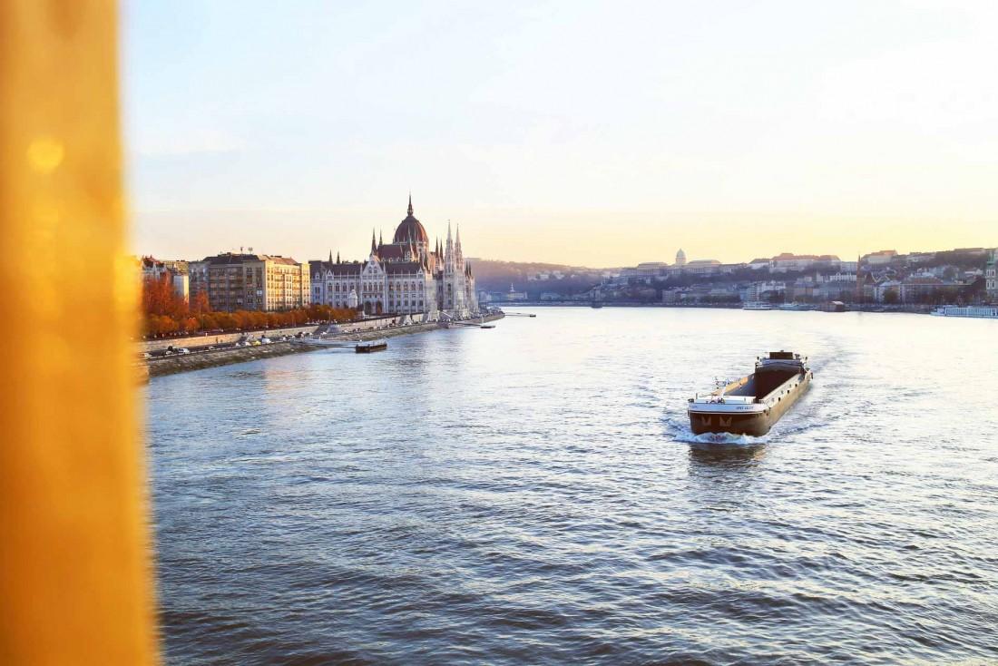 Flâner le long du Danube © Anastasia Dulgier