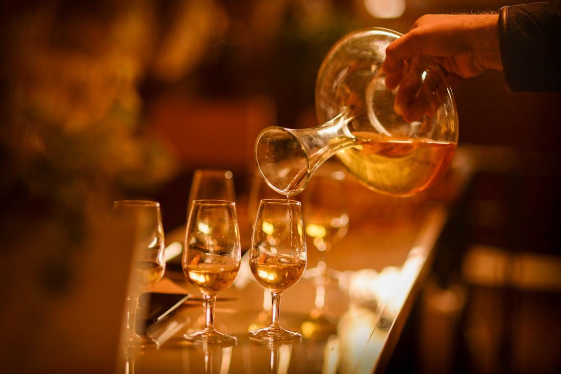 Une dégustation de vin de Loire aux Caves Duhard © DR