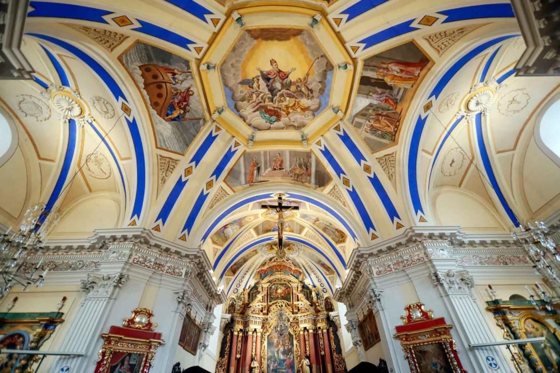 L'église de Saint-Nicolas de Véroce, un joyau du baroque alpin © Pascal Deloche