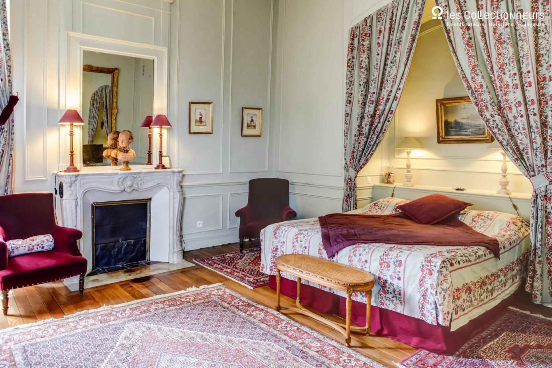 En Champagne, le Château d'Étoges possède un restaurant gastronomique, un spa et un immense parc où couler des jours paisibles © les Collectionneurs