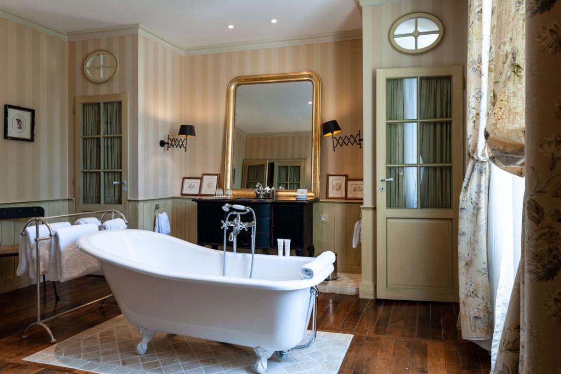 Atmosphère propice à la détente au Château de Courban & Spa Nuxe en Bourgogne © les Collectionneurs
