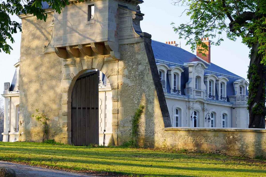 Le Domaine de Prin abrite 4 chambres d'hôtes de caractère dans une demeure historique © DR