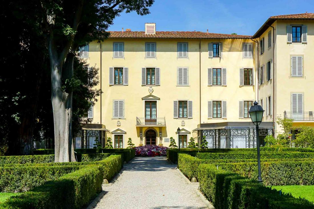 Four Seasons Hotel Firenze | La Villa, la vaste annexe de l'hôtel dotée de 37 clés © MB|YONDER.fr