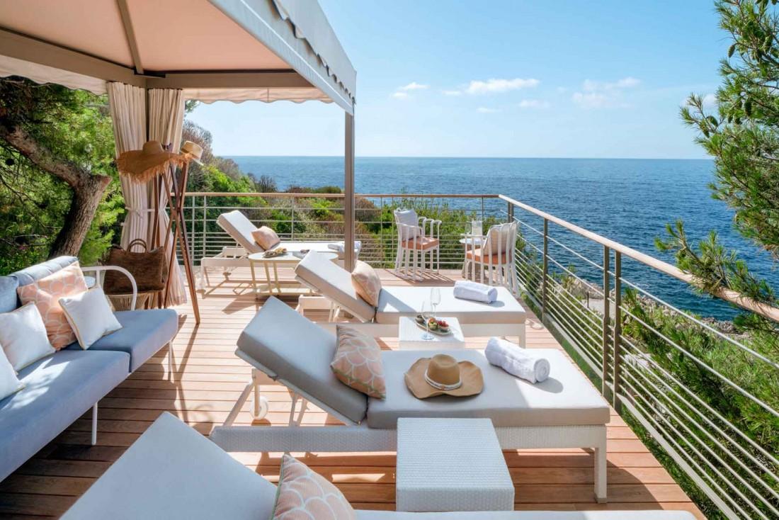 Le Club Dauphin au Grand-Hôtel du Cap-Ferrat © Four Seasons Hotels & Resorts