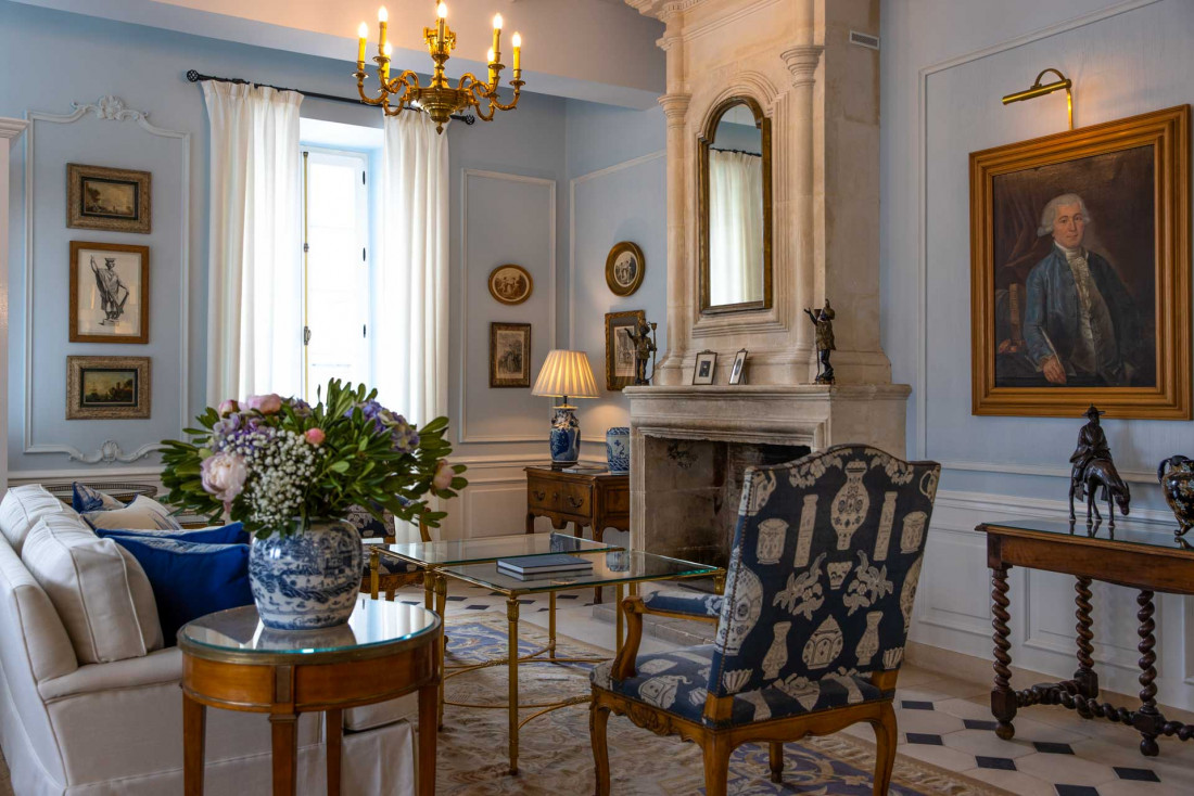 Deux années d'une méticuleuse rénovation ont rendu à l'Hôtel de Toiras ses lettres de noblesse © DR