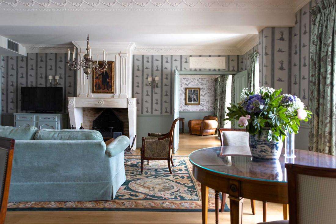 Hôtel de Toiras | La suite George Washington © DR