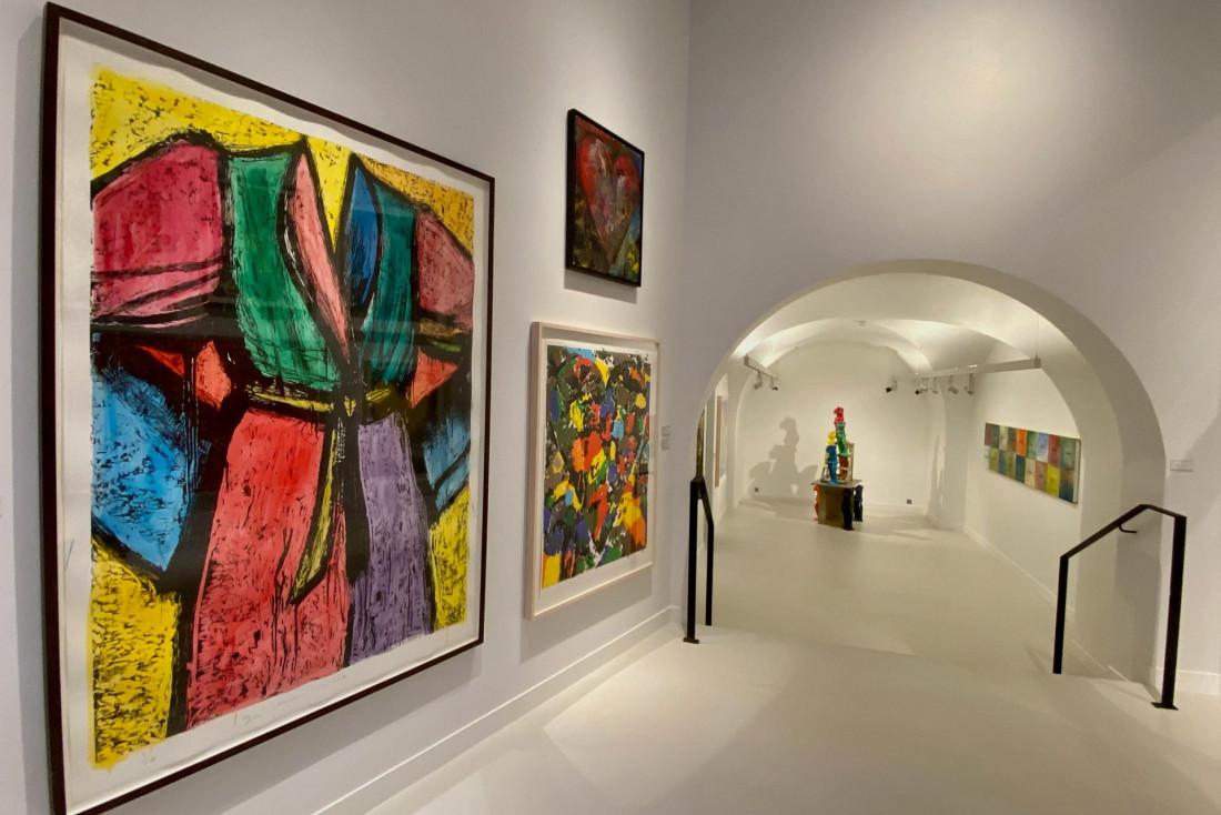 La Fondation GGL Helenis pour l'art contemporain © EL YONDER.fr