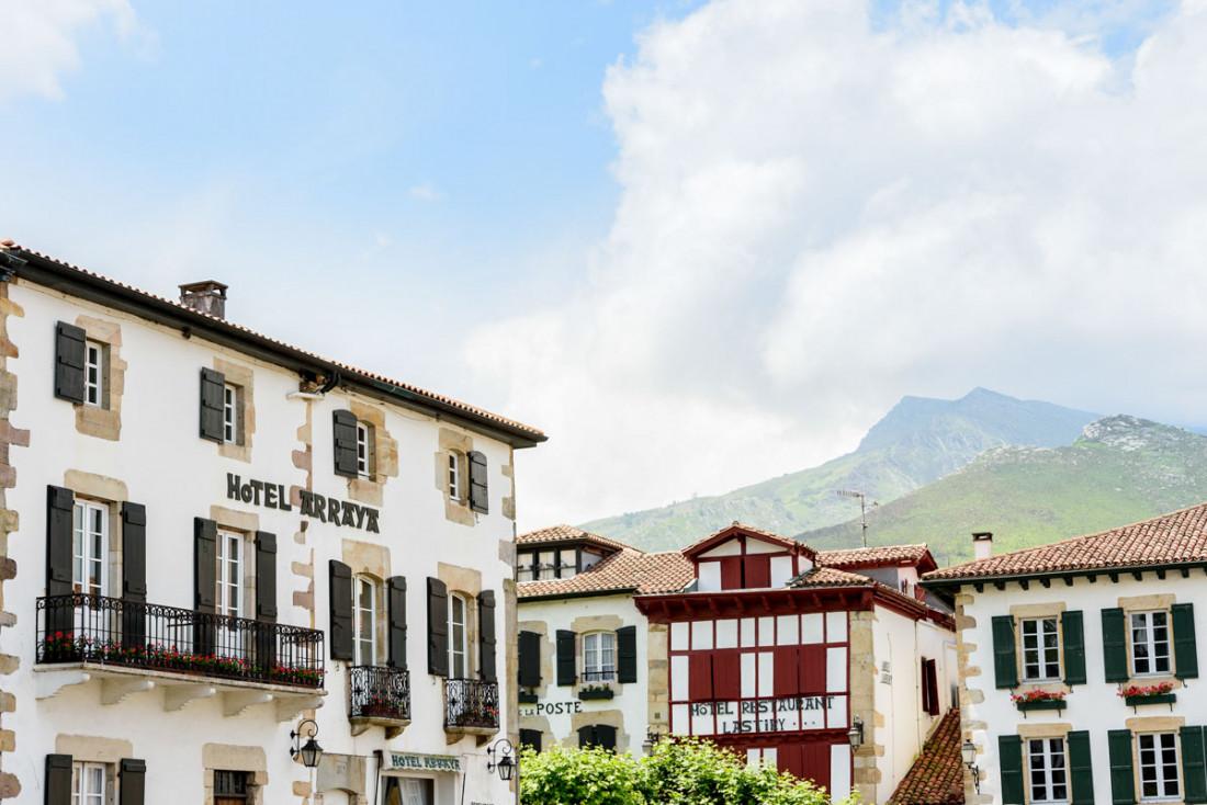 Arraya au Pays Basque, un petit coin de paradis où s'isoler à deux © les Collectionneurs