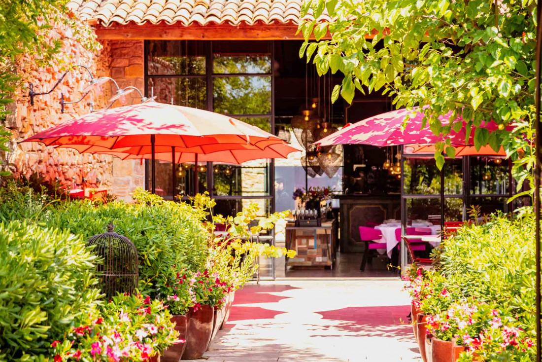 La Petite Table, deuxième restaurant de Castigno © DR