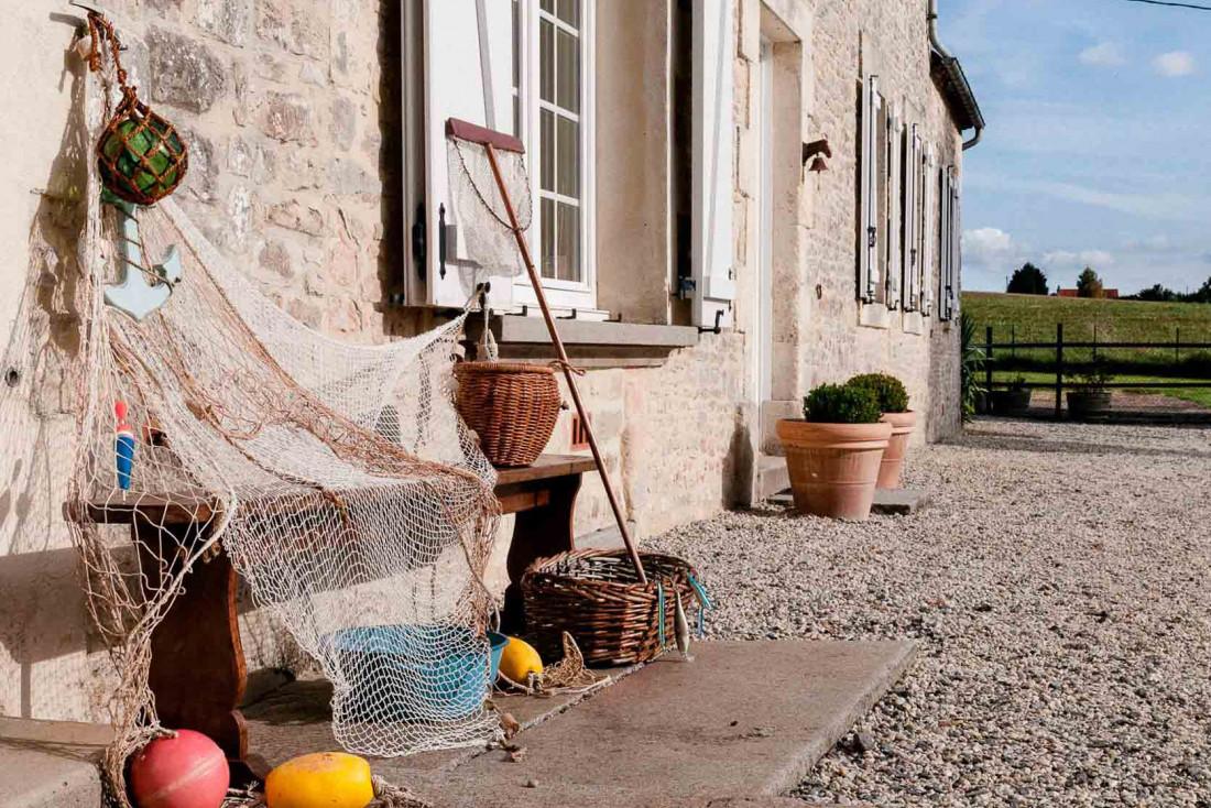 La Ferme d'Ervée de Saint-Roch àIsigny-sur-Mer© DR