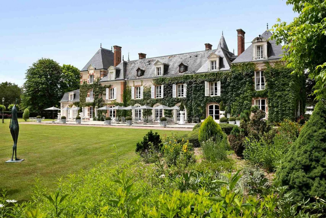 Le Domaine Les Hauts de Loire entre Amboise et Blois © DR