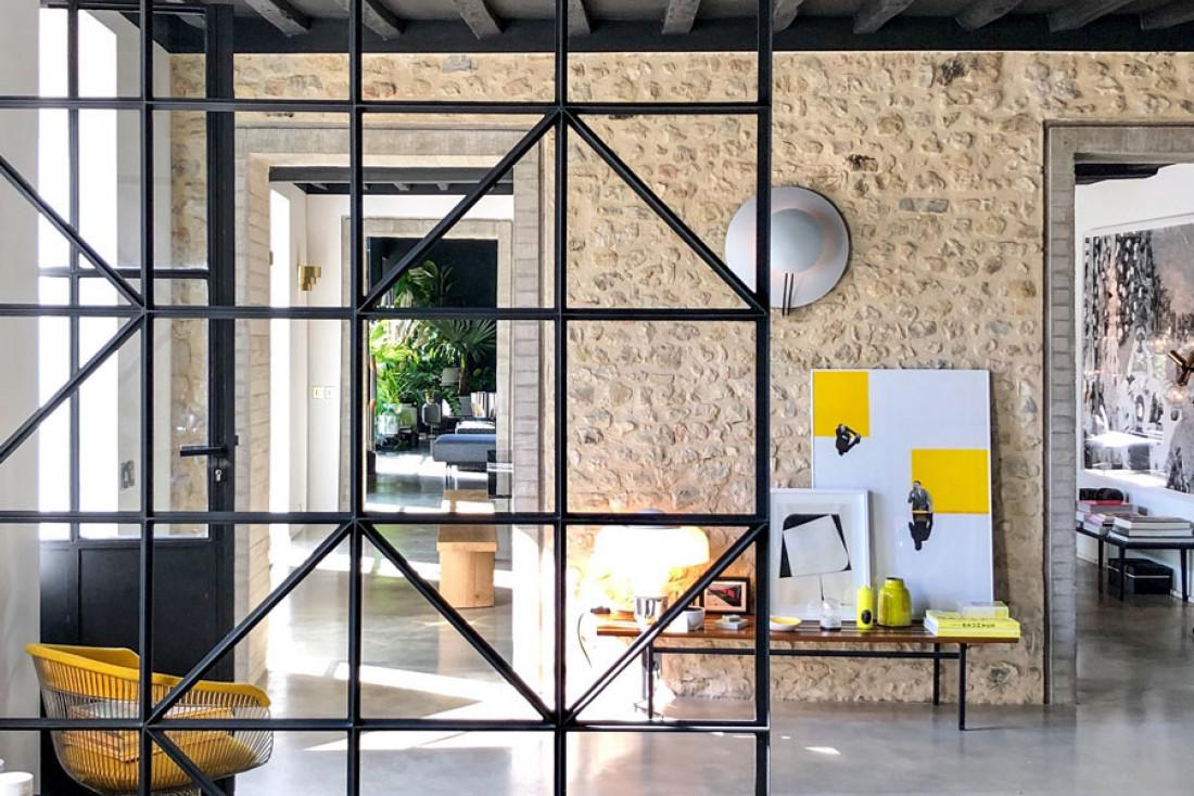 La Maison Ceronne, repère design dans le Perche © Nicolas Matheus