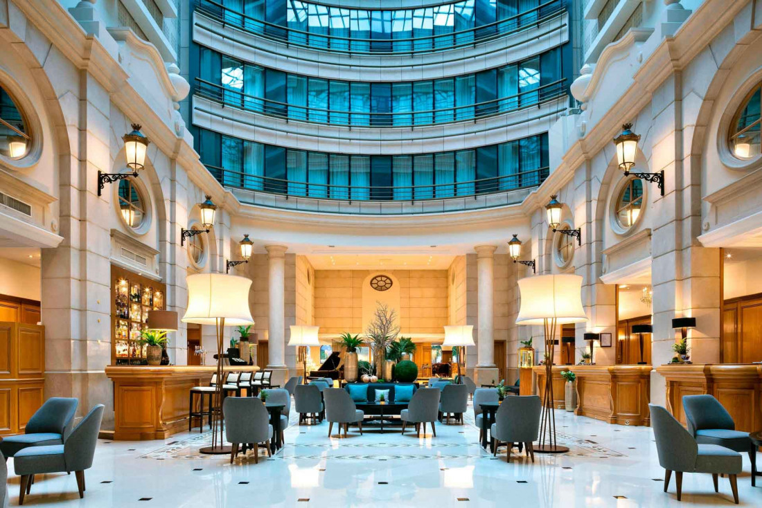 Marriott Hotel Champs-Élysées © Marriott