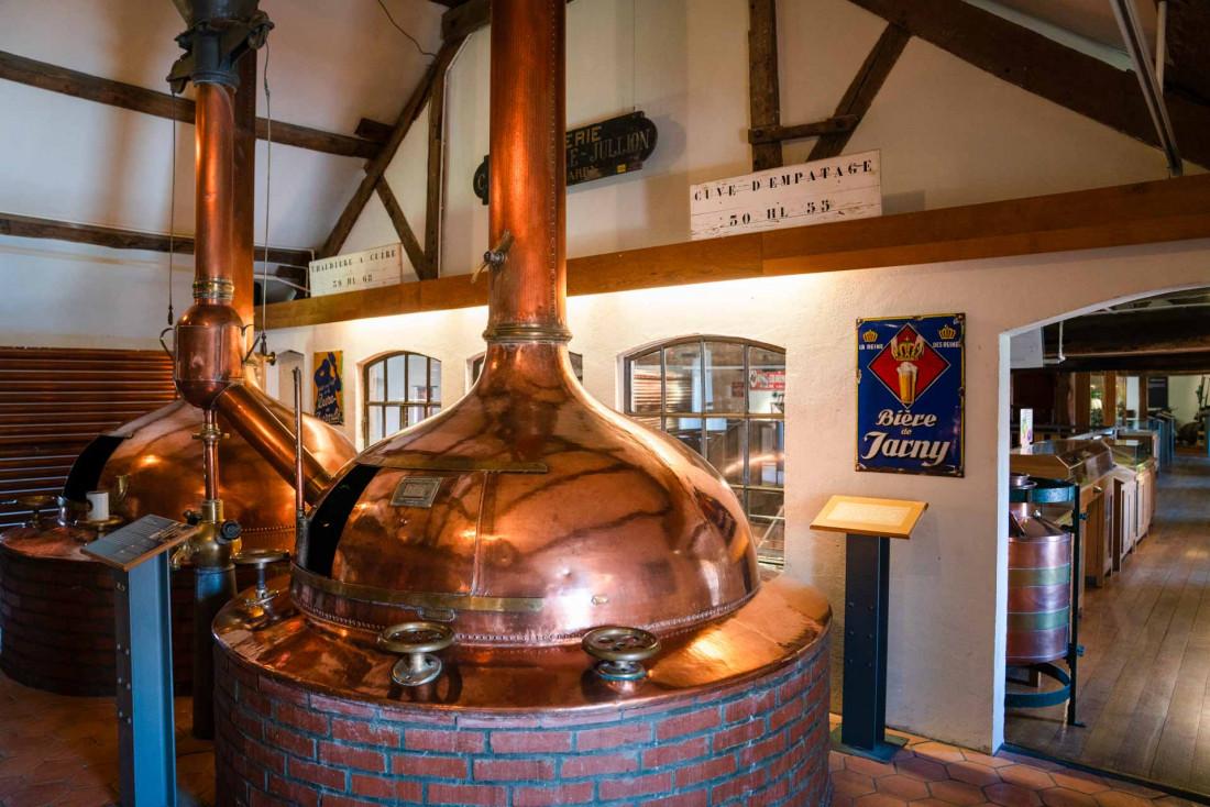 Le Musée de la Bière de Stenay, le plus grand d'Europe dédié aux traditions brassicoles©DR