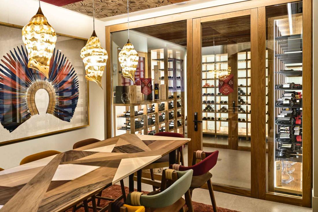 Tierra y Vino, le restaurant où goûter aux saveurs locales © Weston Mills