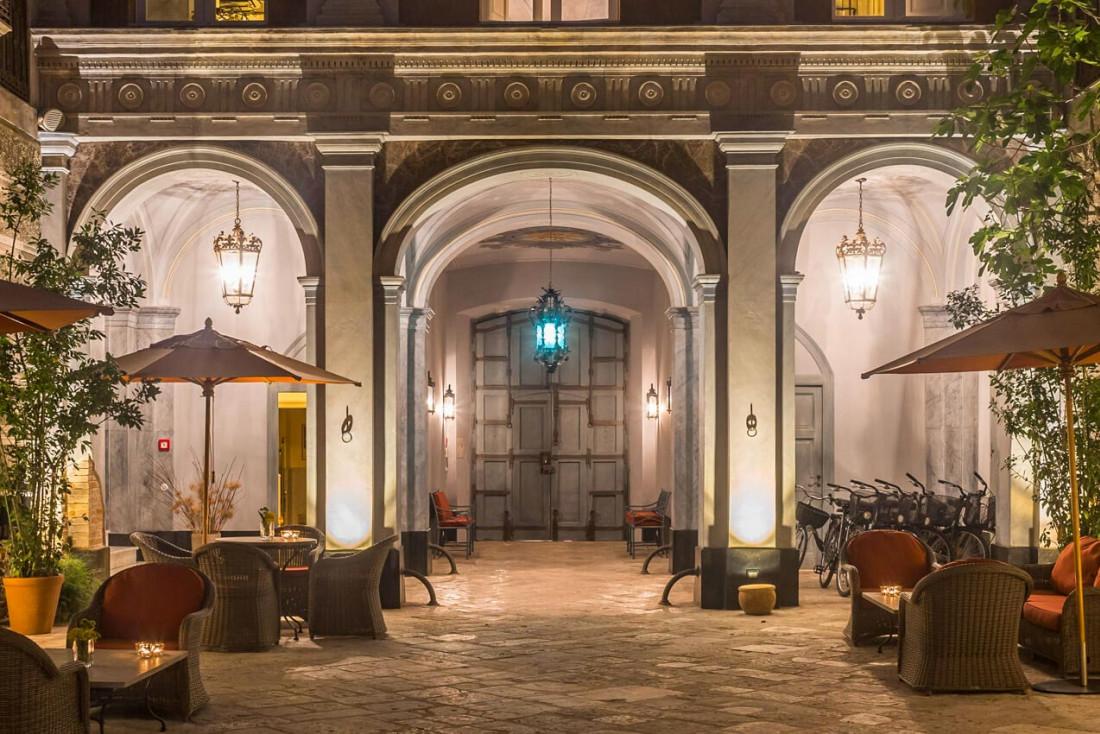 Dans le sud de l'Italie, le Palazzo Margherita appartient à Francis Ford Coppola © DR