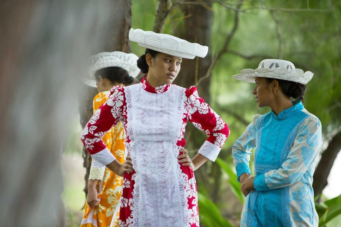 À 1320 kilomètres de Tahiti, les Australes préservent leurs tradition © Tahiti Tourisme