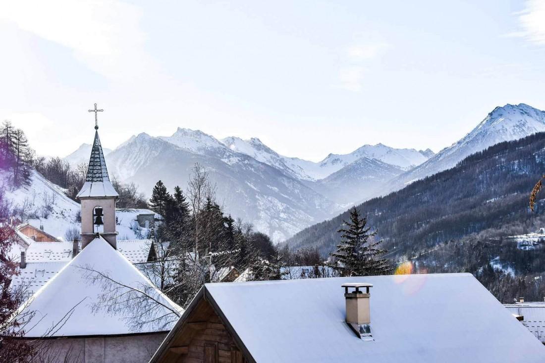 Serre Chevalier, la vallée la plus au nord des Alpes du Sud © Laura Peythieu - Serre Chevalier Briançon Tourisme
