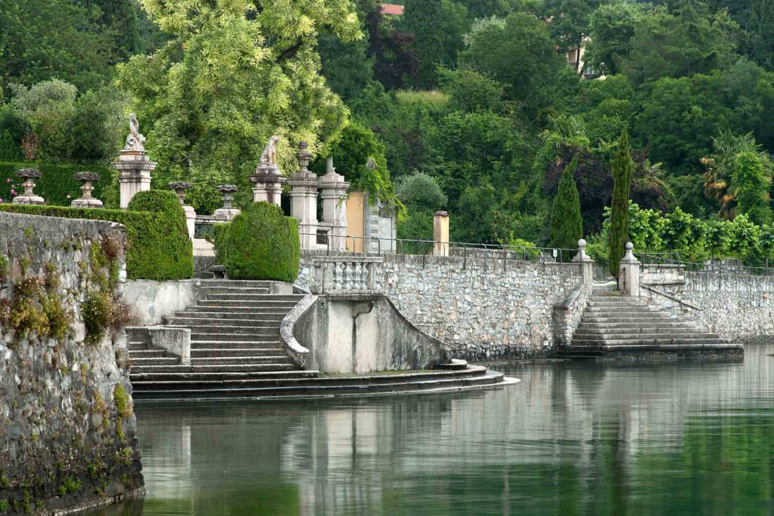La Villa Sola Cobiati, une merveille du lac de Côme à visiter à proximité de l'hôtel © Grand Hotel Tremezzo