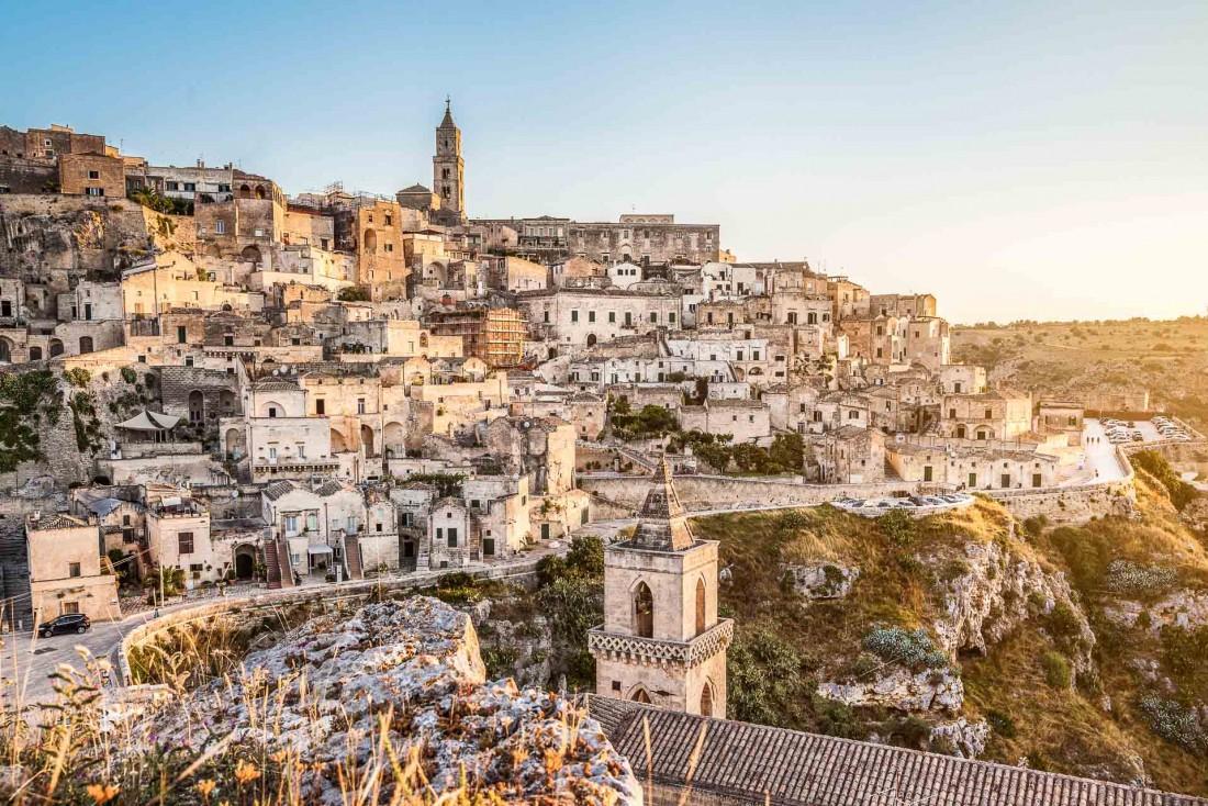 Matera, la capitale de la basilicate et ville troglodyte classée © JFL Photography - stock.adobe.com