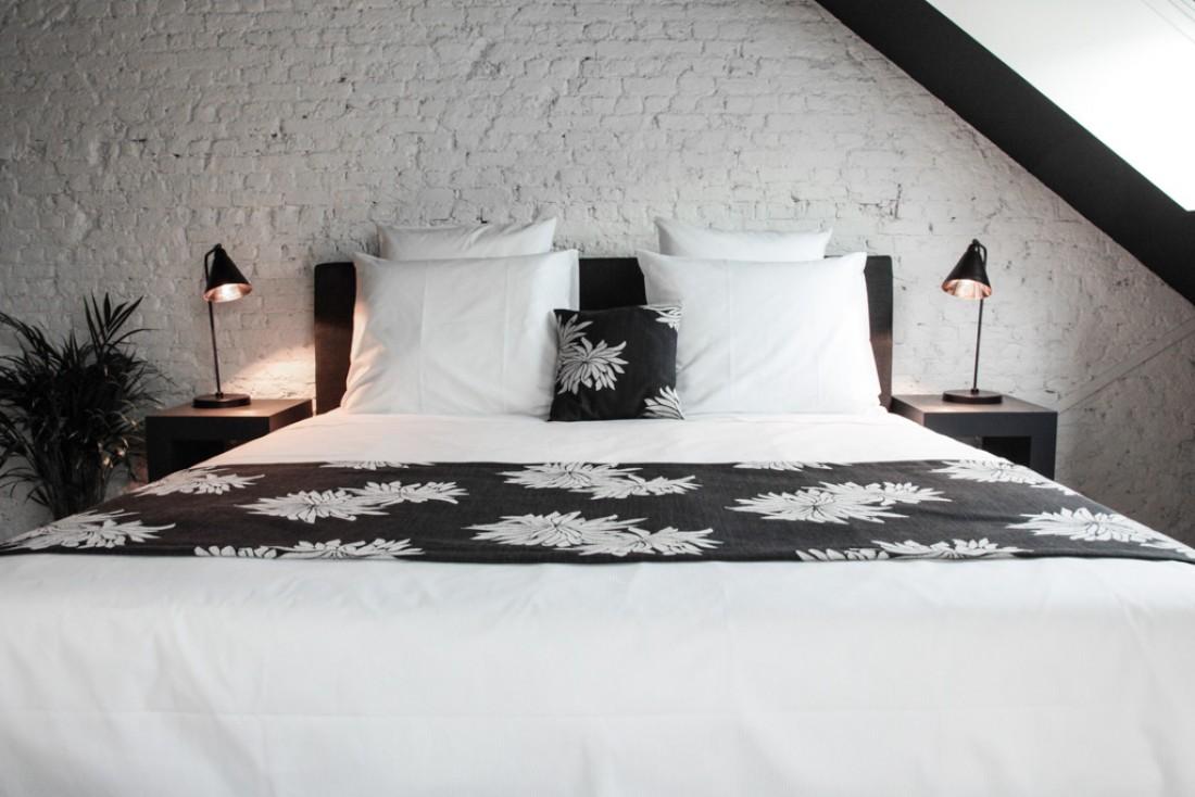 Toutes les suites sont équipées de lits Kingzise ultra confortables © Yonder.fr