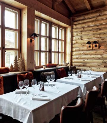 La Rôtisserie aux Barmes de l'Ours © YONDER.fr