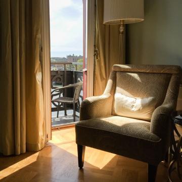 Chambre avec vue au Grand Hôtel © Yonder.fr
