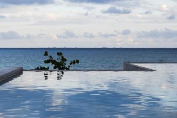 À la piscine © Yonder.fr