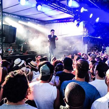 Le trio dOP live au Monasterio pendant la soirée People Like Us (IR BCN) | © Yonder.fr