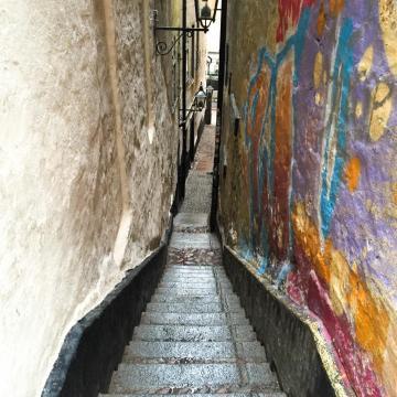 Mårten Trotzigs Gränd, la rue la plus étroite de la vieille ville © Yonder.fr