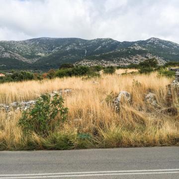 Dans la région d'Areopoli © Yonder.fr
