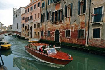 Canal dans Canareggio | © Flickr CC – DarkB4Dawn - https://flic.kr/p/7NWeq5