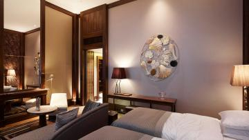 Chambre Park Deluxe View Twin   © Hyatt Hotels and Resorts