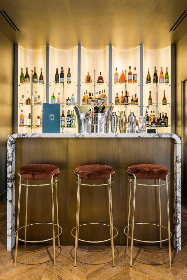 Hôtel Grand Powers - Café 52, bar
