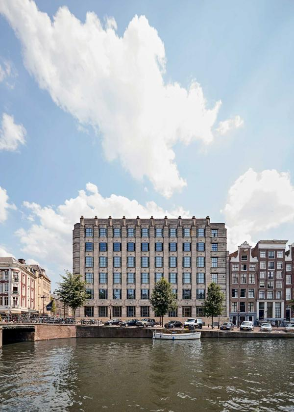 Soho House Amsterdam - Extérieur