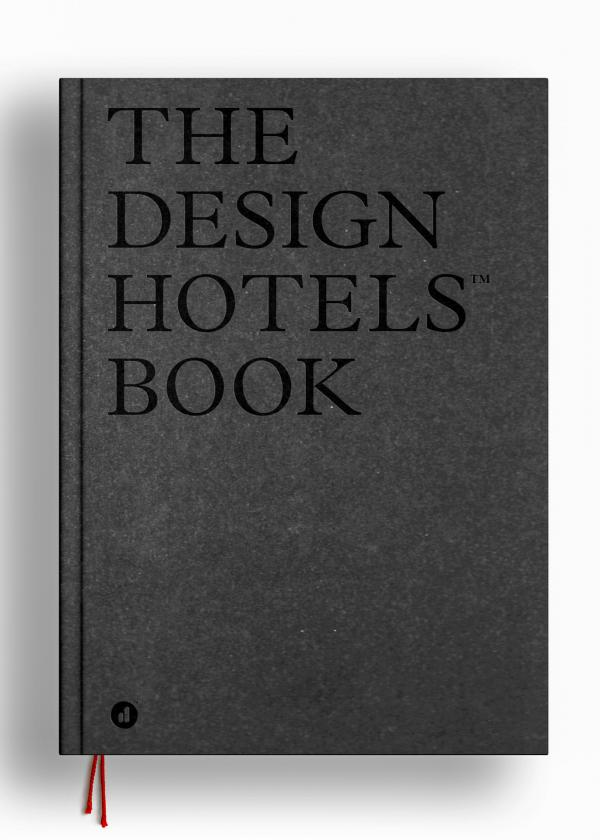 The Design Hotels Book 2017 - Cover