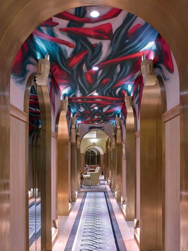 Hôtel 9Confidentiel - Couloir