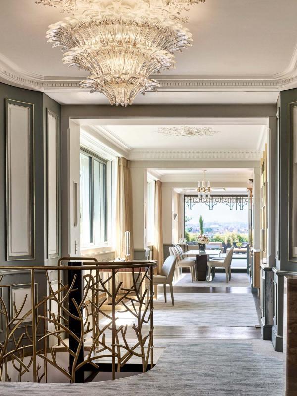 Le Meurice Paris - Suite Belle Étoile - Perspective © DR
