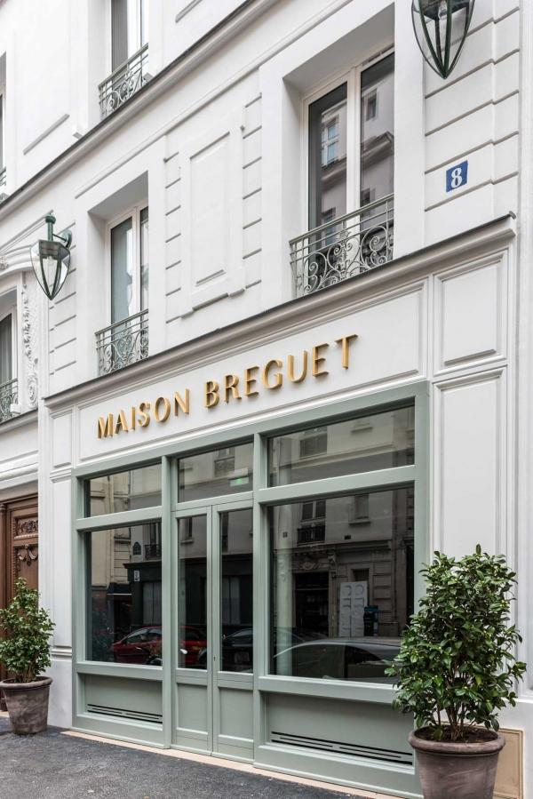 Maison Bréguet - Façade © The Socialite Family