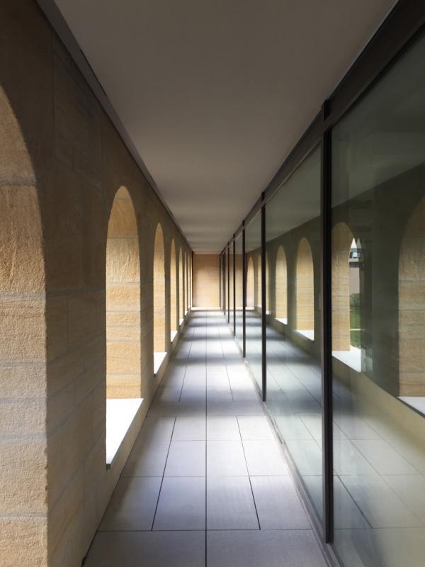 Villa Maïa à Lyon - Architecture
