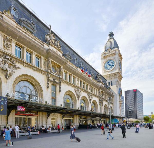 citizenM Hôtel Paris Gare de Lyon - Gare de Lyon