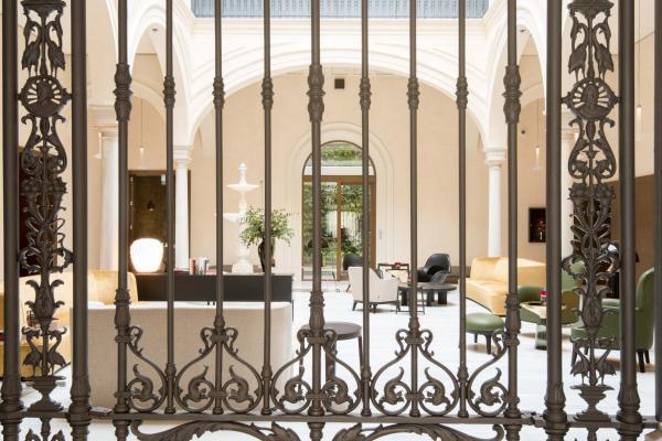 Mercer Sevilla - Entrée © Mercer Sevilla