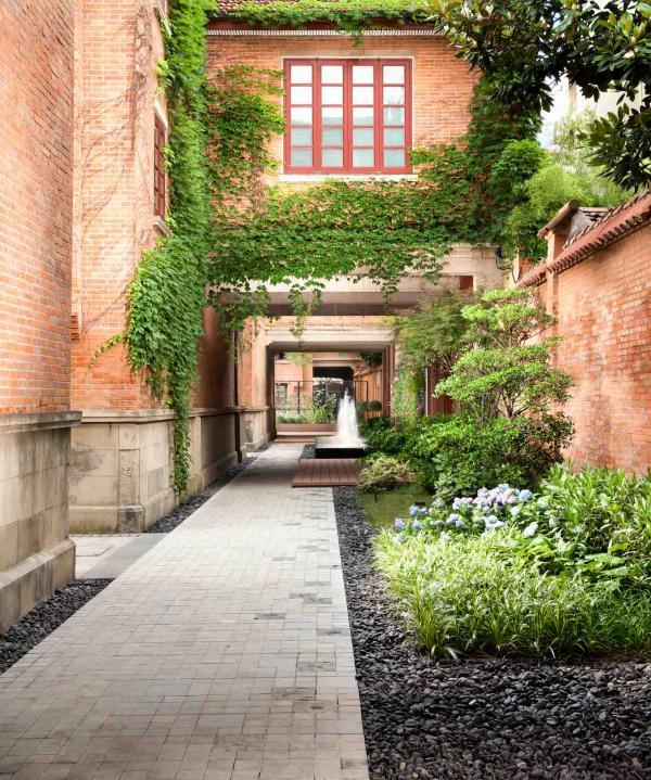 Capella Shanghai Jian Ye Li - Jardin Secret