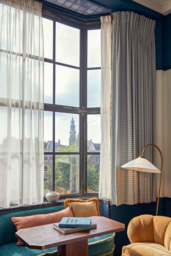 Soho House Amsterdam - Chambre