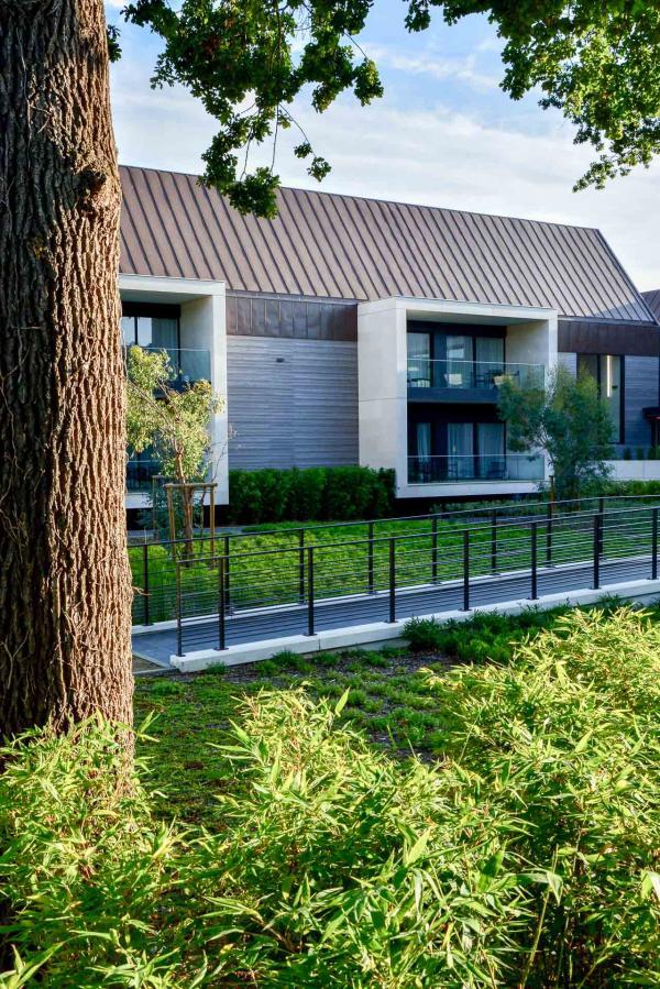 Le Domaine des Vanneaux Hôtel Golf & Spa MGallery - Extérieur