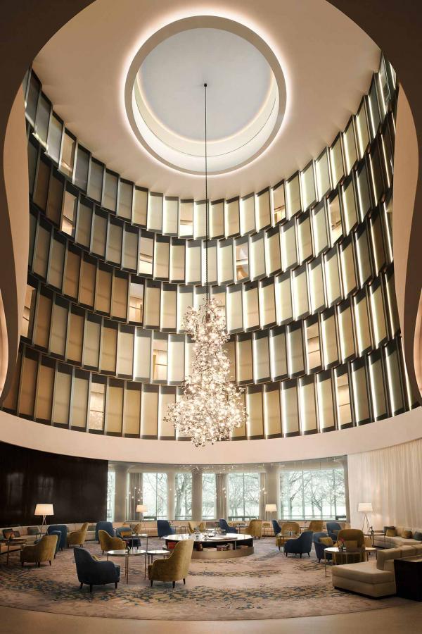 The Fontenay Hamburg - Atrium