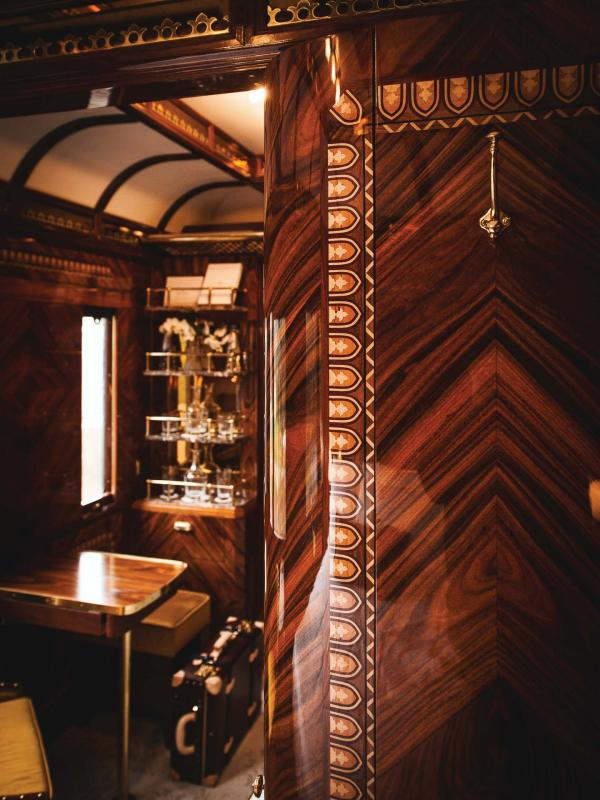 Venice Simplon-Orient-Express - Grand Suite (Salon)