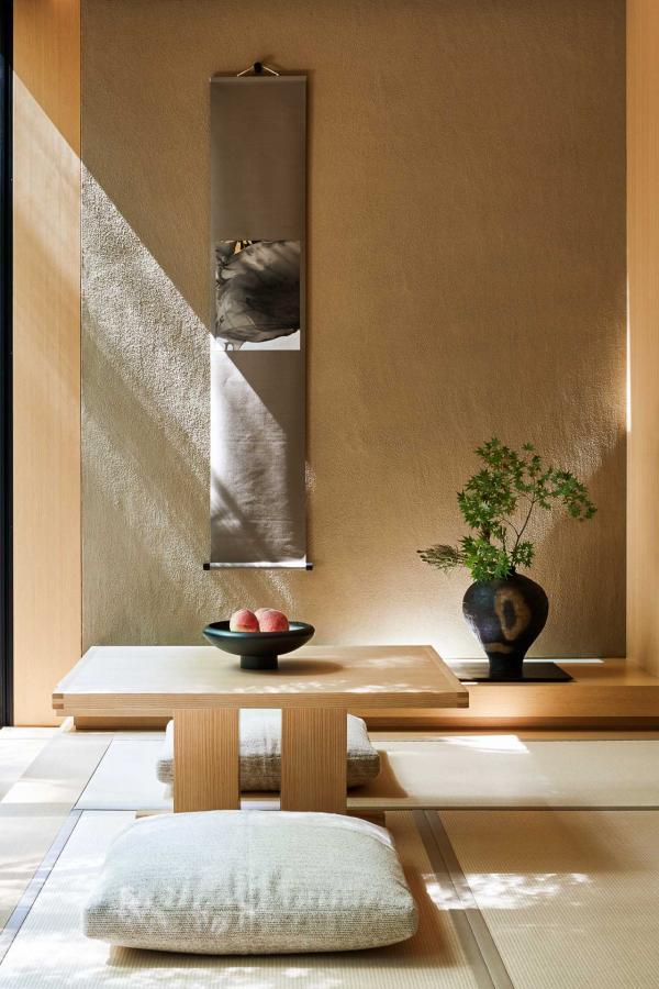 Aman Kyoto - Suite Hotaru © Aman