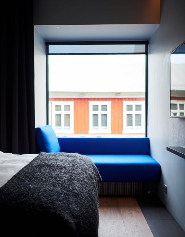 ION City Hotel Reykjavik - Chambre