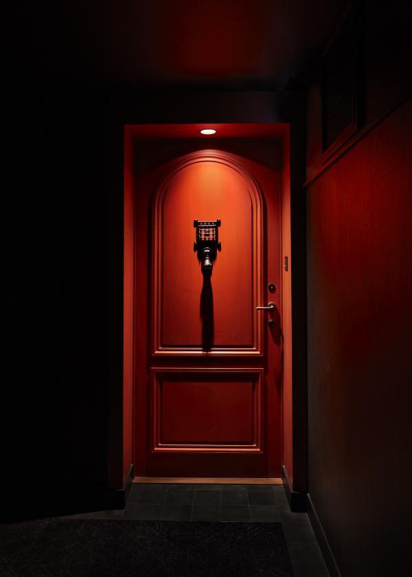 Sinner Paris - Couloir © Nicolas Receveur